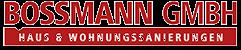 Bossmann GmbH Neuss | Sanierung und Renovierung aus einer Hand Logo